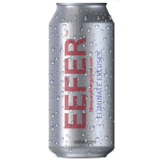 EEFER™ Marijuana Energy Drink (Clear)