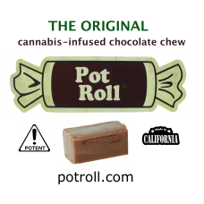 Pot Roll - CBD 100